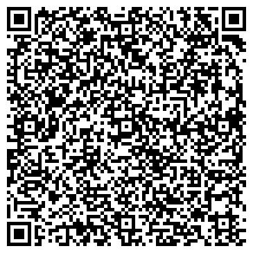 QR-код с контактной информацией организации АРТ-ИНТЕРЬЕР САЛОН