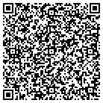 QR-код с контактной информацией организации БЮРО ДЕКОРА