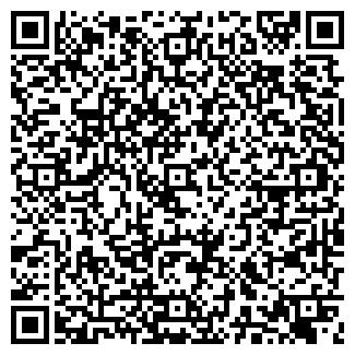QR-код с контактной информацией организации КАК НЕБО