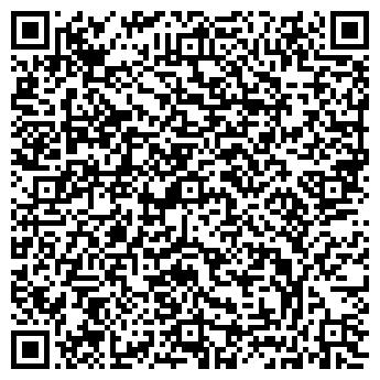 QR-код с контактной информацией организации TRADE GROUP
