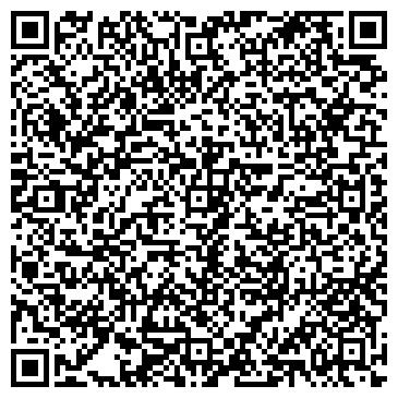 QR-код с контактной информацией организации УРАЛЬСКИЙ СТРОИТЕЛЬНЫЙ ХОЛДИНГ