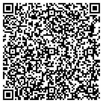 QR-код с контактной информацией организации ПОЛИГРЕС, ООО