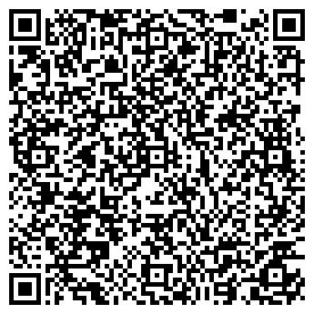 QR-код с контактной информацией организации ТЕХКРАСКА, ООО