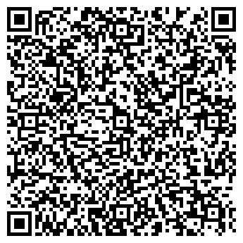 QR-код с контактной информацией организации ПЛАНЕТА ТПК, ООО