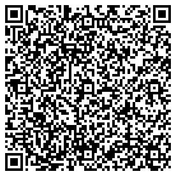 QR-код с контактной информацией организации ИНТЕРДИН ИНТЕРКОНИКС