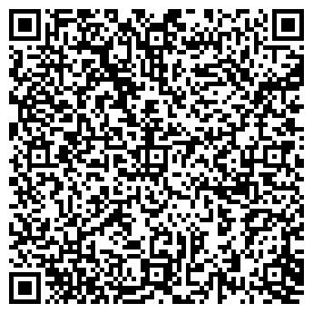 QR-код с контактной информацией организации ПЛАНЕТА ОКОН СТУДИЯ
