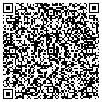 QR-код с контактной информацией организации MEGA-DOOR