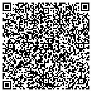 QR-код с контактной информацией организации РОЗОВАЯ ПАНТЕРА СТУДИЯ ЗАГАРА