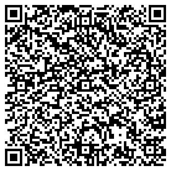 QR-код с контактной информацией организации УБПЛАСТИК-ТРЕЙД