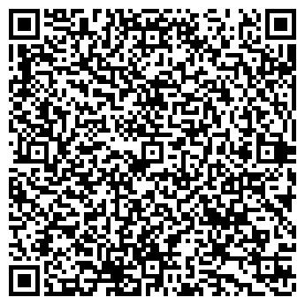 QR-код с контактной информацией организации АЛАПАЕВСКА № 1 ДЮСШ