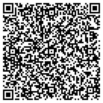 QR-код с контактной информацией организации ЕГОР ЧОП, ООО