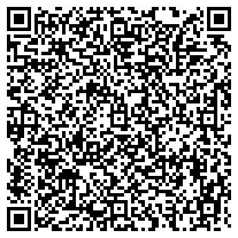 QR-код с контактной информацией организации САЖИНСКОЕ ЖКХ, МУП