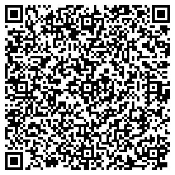 QR-код с контактной информацией организации ГЕРМЕС ИП МИХЕЕВ В.Н.