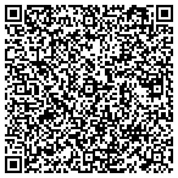 QR-код с контактной информацией организации СВЕРДЛОВСКОБЛГАЗ ОАО АСБЕСТОВСКИЙ УЧАСТОК ЭГХ