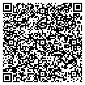 QR-код с контактной информацией организации РУССКИЕ КАРШИ