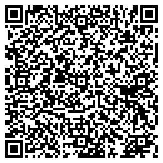 QR-код с контактной информацией организации ООО АША ЛЕС