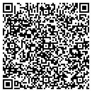 QR-код с контактной информацией организации ВОСХОД РЕСТОРАН