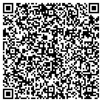 QR-код с контактной информацией организации ТРОН ИП ГЛУШКОВА О.Н.