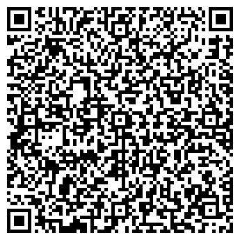 QR-код с контактной информацией организации SECRET PLACE