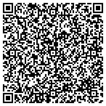 QR-код с контактной информацией организации ДЮСШ ИМ. ЛОВЧИКОВА Н.В.МУ ДОД