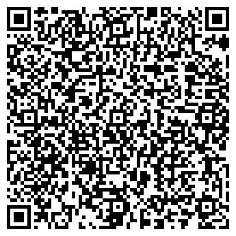 QR-код с контактной информацией организации №1 СРЕДНЯЯ ОБЩЕОБРАЗОВАТЕЛЬНАЯ ШКОЛА