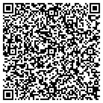 QR-код с контактной информацией организации ТРОЯ-1 МАГАЗИН