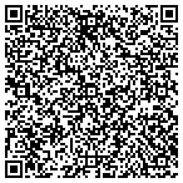 QR-код с контактной информацией организации ВЕРХНЕЙ ПЫШМЫ МДОУ № 24 МАЛЫШОК