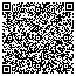 QR-код с контактной информацией организации ООО РАДИАНТ