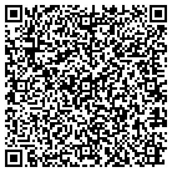 QR-код с контактной информацией организации КРОКУС ФОТОСАЛОН