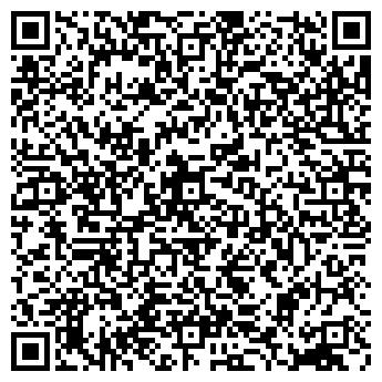 QR-код с контактной информацией организации АНАСТАСИЯ МАГАЗИН