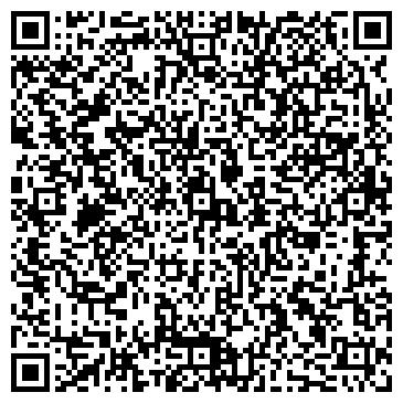 QR-код с контактной информацией организации №1 СРЕДНЯЯ ОБЩЕОБРАЗОВАТЕЛЬНАЯ ШКОЛА МОУ