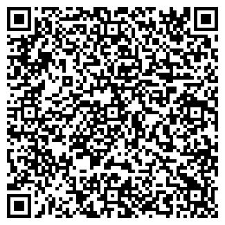 QR-код с контактной информацией организации ПАДУНЛЕС ЗАО