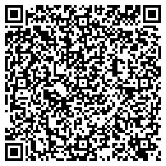QR-код с контактной информацией организации КЛОНДАЙК, ЗАО