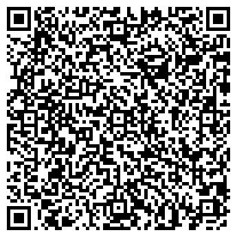 QR-код с контактной информацией организации ЭДЕЛЬВЕЙС КАФЕ-БАР