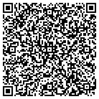 QR-код с контактной информацией организации ПРЕСТИЖ ДОМ КОЖИ И МЕХА