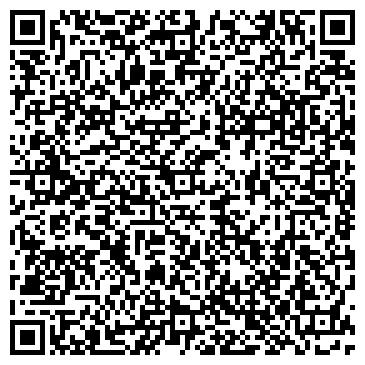 QR-код с контактной информацией организации АВИААГЕНТСТВО ООО 'ЭРЛАЙН'