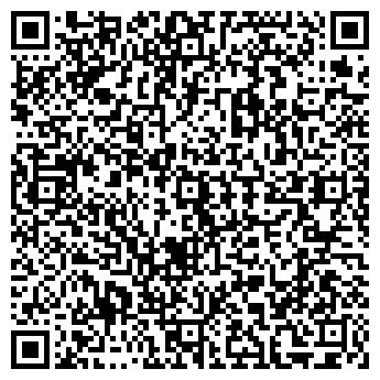 QR-код с контактной информацией организации ДЮСШ № 5 ПО БОКСУ