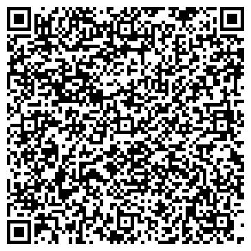 QR-код с контактной информацией организации ДЮСШ № 1 ПО ГОРНЫМ ЛЫЖАМ, ФИЛИАЛ
