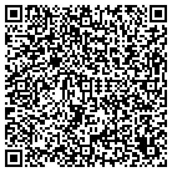 QR-код с контактной информацией организации ПРОДУКТЫ МАГАЗИН №42