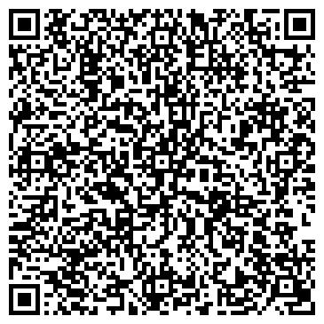 QR-код с контактной информацией организации ДОМ ДРУЗЕЙ БИБЛИОТЕКА (ФИЛИАЛ №21)