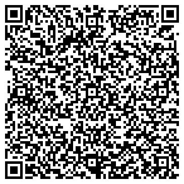 QR-код с контактной информацией организации РЕКЛАМНОЕ АГЕНТСТВО  ФЕНИКС