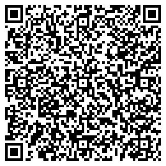 QR-код с контактной информацией организации №43 ДЕТСКИЙ САД