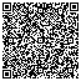 QR-код с контактной информацией организации ИВДЕЛЬ УФПС