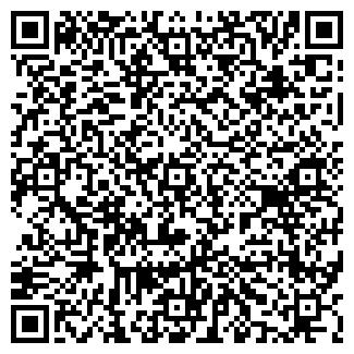 QR-код с контактной информацией организации ДВЕРОФФ