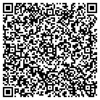 QR-код с контактной информацией организации ОАО РАДИЙ