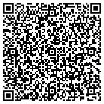 QR-код с контактной информацией организации KALINA BAR