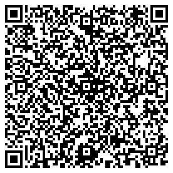QR-код с контактной информацией организации ПОЛОВИННЫЙ