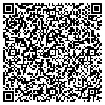 QR-код с контактной информацией организации PIZZA EXPRESS