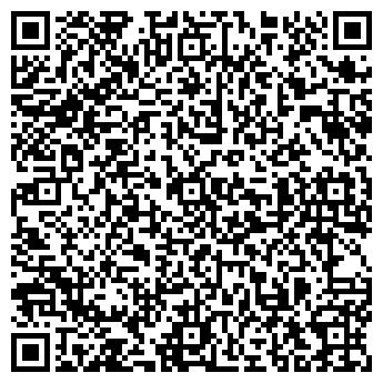 QR-код с контактной информацией организации Международный аэропорт Когалым