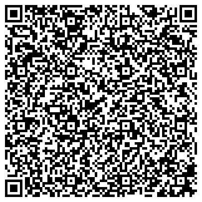 QR-код с контактной информацией организации ШКОЛА-ИНТЕРНАТ №1 МС (КОРРЕКЦИОННОЕ) ОБЩЕОБРАЗОВАТЕЛЬНОЕ УЧРЕЖДЕНИЕ 8-ГО ВИДА